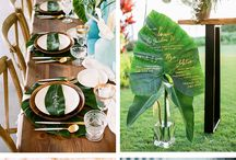 Tropic decor