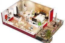 3d home concept