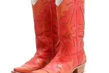 CowGirl Boots / by Megan