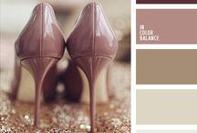 Marsala color of the year 2015 / Ideas and inspirations for wedding decorations, wedding dresses, flowers, cakes and details, using the 2015 color of the year: marsala.