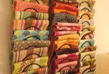 organizing fabrics