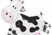 Barnyard Baby Shower / Planning a Barnyard Baby Shower Theme Party? We have searched through many blogs and boards for the cutest Barnyard Baby Shower theme Party Ideas and have added our own Party Zones favorite products to this fun Cow Print Baby Shower Board! Have fun sharing, and creating your own Barnyard Animal Baby Shower!