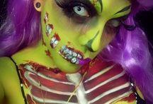 Zombie disfraz