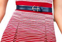 piros ruhácska