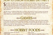 Hobbit Day party