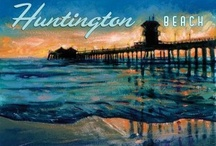 ♥ My Home Town / This is wear I live and it is fantistic! Huntington Beach!