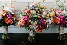 Hochzeit - Blumen