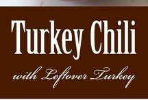 Turkey Chi Soup