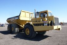 Upcoming Commercial Truck Auction / Images of consigned commercial trucks to be auctioned by Bar None Auction.