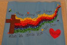 Faith Board Decorations YM