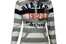 Chicago Bears [JuNkie] / by TuVous Fierce Fashion Junkie~Krystle Tuma