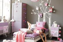 Big girl bedrooms