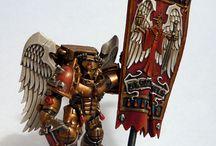 Warhammer 40k  banners / Warhammer 40k banner ideas