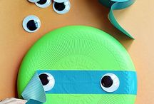Ninja Turtle party theme