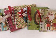 CHRISTMAS MINI ALBUMS / by Jonna McCarthy