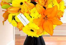 Summer flower bouquets/ Buchete de vara