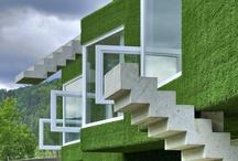 Façade / keywords: contemporary | facade | architectural skin | exterior detail | architecture / by Dejan Jovanovski