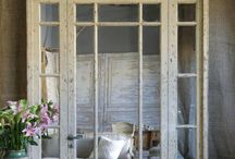 Gustavian Style & Design / Light and airy ....This style enable me to Think...Dream...Create...