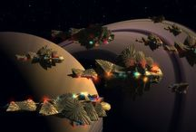 CosOvin 3D Sci.Fi. / ''Imaginatia'' este poarta de intrare catre lumile nevazute din Univers. (By CosOvyn)  - 'Imagination' is the gateway to the unseen worlds in the Universe. (By CosOvyn)