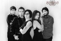 Promo 2014 / Sipario Power Metal Act New photo set by Margherita Perrotta