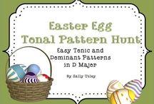 Teaching Tonal Patterns