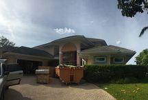 105 Springline Dr. Vero Beach, Florida. Interior and exterior repaint. / Vero Beach House Painting Company