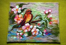 Felting Ideas