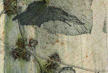 Impressões da Natureza. gravura