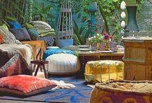 Cafelokale & terrasse