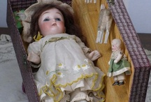 Dolls / Antique and vintage dolls, clothes and accessories.