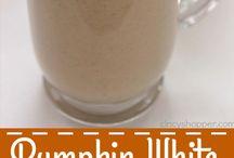 Basic White Chick & Pumpkin Spice