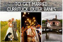 "Currituck Outer Banks Weddings / Create the wedding of your dreams on the Currituck Outer Banks - a premier wedding destination on the East Coast renowned for its stunning sunsets and beaches. Say ""I do"" in a vineyard, on the grounds of the historic Currituck Beach Lighthouse or overlooking the Currituck Sound. Plan the perfect beach wedding. Download our wedding guide to find wedding planners, vendors, photographers and florists. visitcurrituck.com/weddings-in-currituck/"