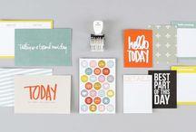 Ali Edwards | Products