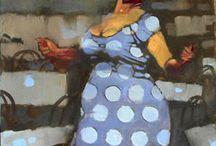 Black Lady Art