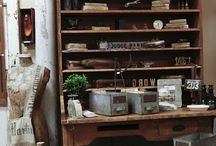 Vintage/Eclectic/Shabby-Chic