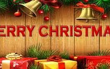 Christmas is celebrated on the 25th December
