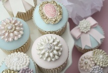 cupcakes / by Intricate Icings