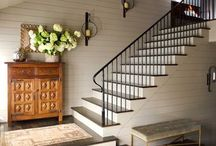 Styling Your Staircase Landing