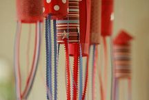 4th of July / Independence Day crafts, food, photography and activities