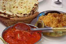 Delicacies of India