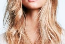 capelli lunghi scalati per Anna