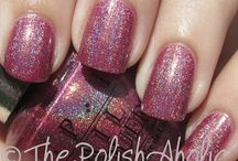 All Of the Polish / by Rebecca Ayre