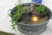 Garten-wasserspiele