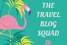 The Travel Blog Squad / We're a travel collective looking to engage with others, to share our experiences and tips about travelling in our wonderful world!