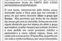 Oração a Santa Rita de Cassia