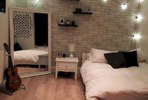 Μινιμαλιστικό υπνοδωμάτιο