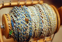 Spinning Yarn / by Kimberly Cooper