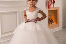 Flower Girl Dresses / For the Mini Version
