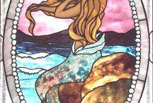 princess&mermaids