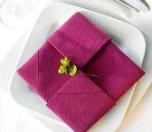 DIY - serviettes